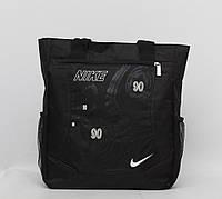 Выносливая женская спортивная сумка Nike. Хорошее качество. Доступная цена. Дешево. Код: КГ638
