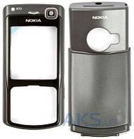 Корпус Nokia N70 Black