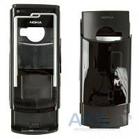 Корпус Nokia N72 Black