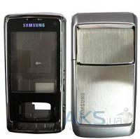 Корпус Samsung G800 Silver