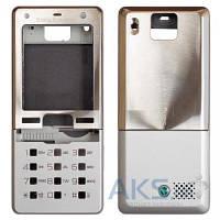 Корпус Sony Ericsson T650 Silver