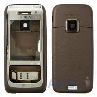 Корпус Nokia E65 Brown