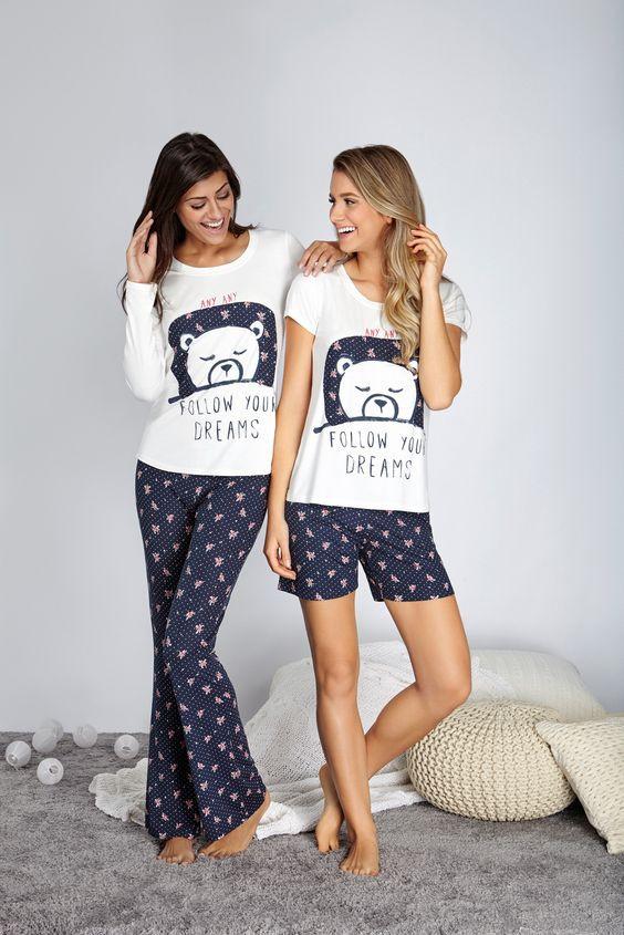 Женские пижамы оптом в большом ассортименте магазина Оптом Дешевле