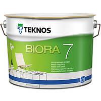 Краска для стен и потолков БИОРА 7