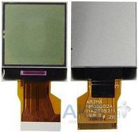 Дисплей (экран) для телефона Sony Ericsson Z200i внешний Original