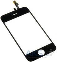 Сенсор (тачскрин) для Apple iPhone 3G Black