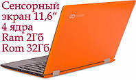 Ноутбук GoClever Insignia Freedom 1160 Windows Orange