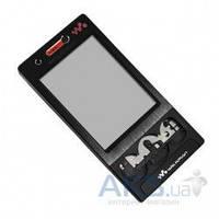 Корпус Sony Ericsson W705 Black