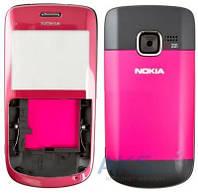 Корпус Nokia C3-00 Pink