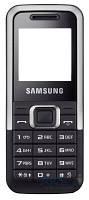 Корпус Samsung E1120 Black