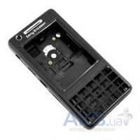 Корпус Sony Ericsson P1 Black