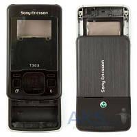 Корпус Sony Ericsson T303 Black
