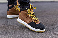 "Кроссовки мужские Nike Lunar Force 1 Duckboot ""Light British Tan"""