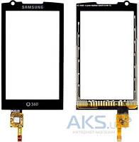 Сенсор (тачскрин) для Samsung I6410 Original Black