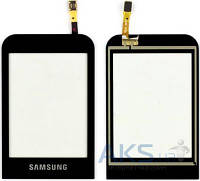 Сенсор (тачскрин) для Samsung Champ C3300 Black