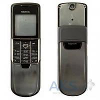 Корпус Nokia 8800 Black