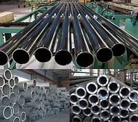 Труба н/ж пищевая 16х1,0 круглая матовая AISI 304 сталь нержавейка.
