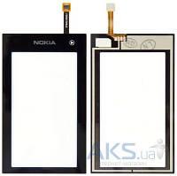 Сенсор (тачскрин) для Nokia 5250 Original Black