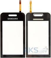 Сенсор (тачскрин) для Samsung Star S5230 Black