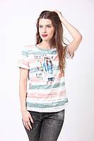 Женская футболка отменного качества
