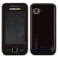 Корпус Samsung S5250 Black