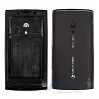 Корпус Sony Ericsson X10 Black