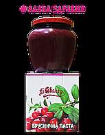 Брусничкая паста LiQberry 550 г.