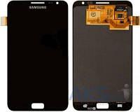 Дисплей (экраны) для телефона Samsung Galaxy Note I9220, Galaxy Note N7000 + Touchscreen Original Black