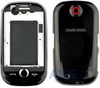Корпус Samsung S3650 Black