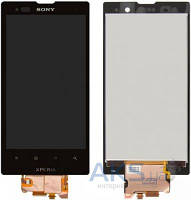 Дисплей (экран) для телефона Sony Xperia Ion LT28i, Xperia Ion LT28h + Touchscreen