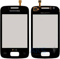 Сенсор (тачскрин) для Samsung Galaxy Y Duos S6102 Black