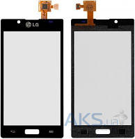 Сенсор (тачскрин) для LG Optimus L7 P700, Optimus L7 P705 Original Black