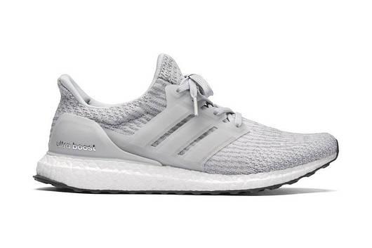 """Мужские кроссовки  Adidas Ultra Boost """"Grey"""""""