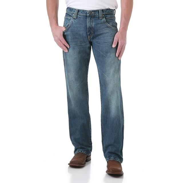 Джинсы мужские Wrangler wrt30cw Retro Straight Leg Relaxed Jeans