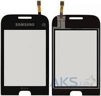 Сенсор (тачскрин) Samsung Champ Deluxe Duos C3312 Original Black