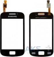 Сенсор (тачскрин) для Samsung Galaxy Mini 2 S6500 Black