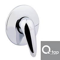 Смеситель для душа встроенный Qtap Eventi (Chr-003-1)