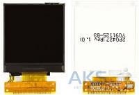Дисплей (экран) для телефона Samsung E1050, E1080i, E1081, E1150 Original