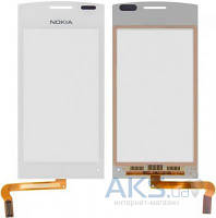Сенсор (тачскрин) для Nokia 500 Original White