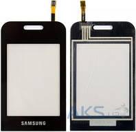 Сенсор (тачскрин) для Samsung Champ Duos E2652, Champ Duos E2652W Black