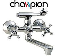 Смеситель для ванны короткий нос Champion Mayfair (Chr-142)