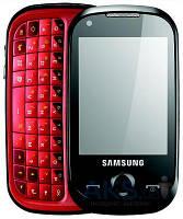 Корпус Samsung B5310 Black