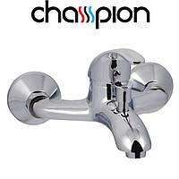 Смеситель для ванны короткий нос Champion Violet  (Chr-009)