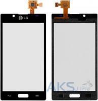 Сенсор (тачскрин) для LG Optimus L7 P700, Optimus L7 P705 Black