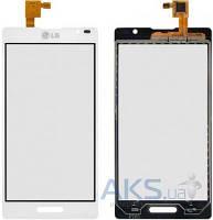 Сенсор (тачскрин) для LG Optimus L9 P760, Optimus L9 P765, Optimus L9 P768 White