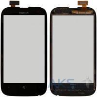 Сенсор (тачскрин) для Nokia Lumia 510 Black