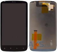 Дисплей (экраны) для телефона HTC Sensation Z710e G14 + Touchscreen