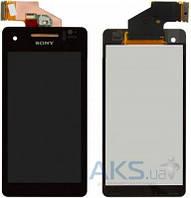 Дисплей (экраны) для телефона Sony Xperia V LT25i + Touchscreen Original