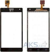 Сенсор (тачскрин) для LG Optimus 4X HD P880 Original Black