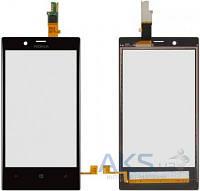 Сенсор (тачскрин) для Nokia Lumia 720 Original Black